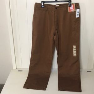 Dockers Straight Fit Khaki Chino Size 34 x 30 New